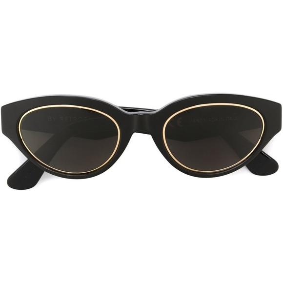 73394bf63200 RetroSuperFuture Drew Impero Cat-Eye Sunglasses